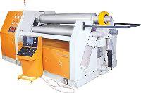 4 Roll Hydraulic Plate Roll Machine