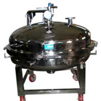 Single Plate Filter Holder