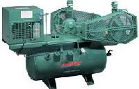 air cooled reciprocating air compressors
