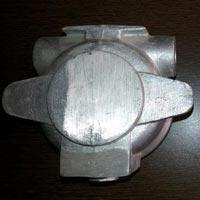 Aluminum Fully Machined Casting
