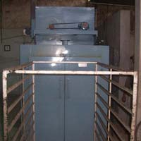 Diesel Fired Paint & Powder Baking Oven