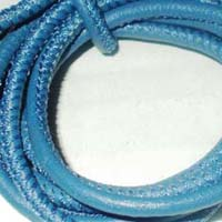 Round Stitched Nappa Leather Cords