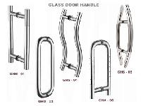 Stainless Steel Glass Door Handle