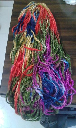 Dyed Acrylic Yarns