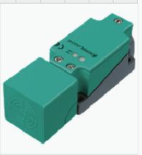 P+f Inductive Rotation Speed Monitor Nj15+u1