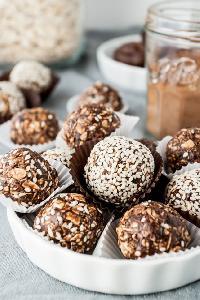 Creamy Coconut Filled Chocolates