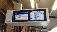 Train Information Display System