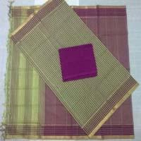 Handloom Cotton Dress Material