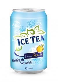Flavour Peach Refresh Soft Drink