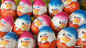 Kinder Joy Eggs Chocolates