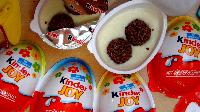 kinder Joy Eggs , Kinder Suprise Eggs