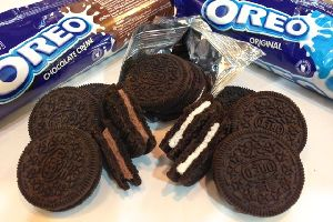 Oreo Cream Biscuit