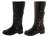 ladies knee length boots