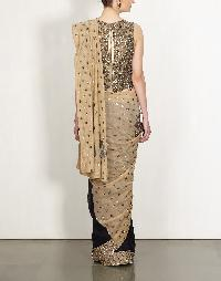 sequin beaded sarees