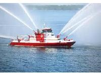 fire rescue boats