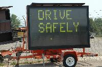 Variable Message Sign Boards