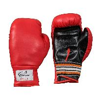 Red Prokyde Rookie Boxing Gloves (Size 4)