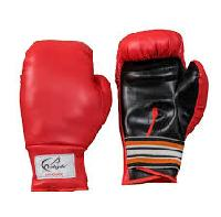 Red Prokyde Rookie Boxing Gloves (Size 6)
