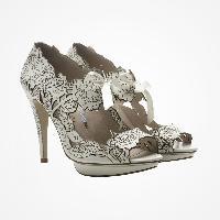 Bridal Footwear Flower Sandal