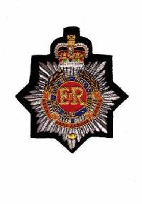Military Accessories Such As Blazer Badges