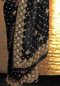 Sequin Beaded Sarees