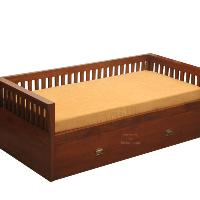 Wooden beds in delhi manufacturers and suppliers india for Wooden sofa come bed design