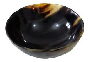 Buffalo Horn Soup Bowl