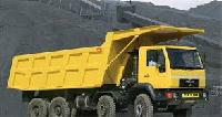Construction Material Delivery Tipper Trucks