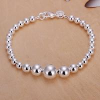 Silver Beaded Jewelry