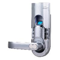 stainless steel body fingerprint door lock