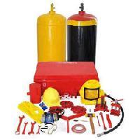 Chlorine Gas Safety Kits