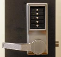 mechanical door locks