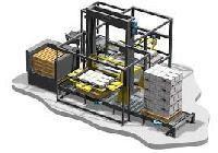 Fully Automatic Palletizer