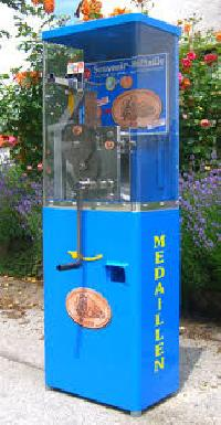 Coin Making Machine - Manufacturers, Suppliers & Exporters in India