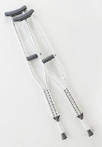 Adj Axillary Crutches