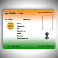 Pvc Card Aadhaar Printing Services