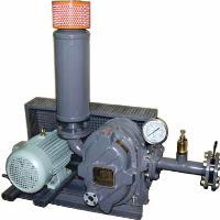 twin lobe air compressors