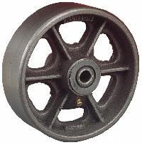 Iron Caster Wheel