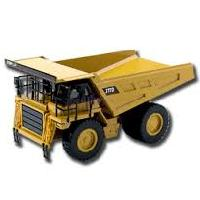 Caterpillar Mining Trucks