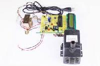 microcontroller water detection system