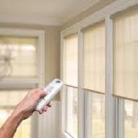 motorized horizontal blinds