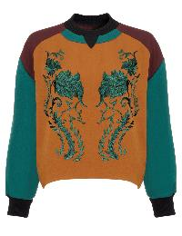 ac6949350 Embroidered Sweatshirts - Manufacturers, Suppliers & Exporters in India