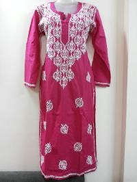 Lucknowi Kurti From Mumbai, Maharashtra, India.