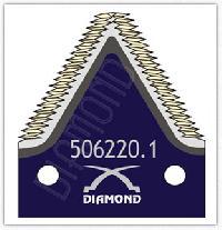 KD 506220.1 Combine Harvester Blades