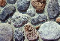 Pebble Series Castle Stones