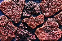 Volcanic Rock Series Castle Stones
