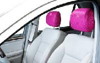 Car Headrest Covers