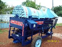 Multicrop Paddy Thresher