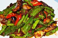 Spicy Vegetables