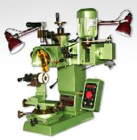 Chain Cutting Faceting Machine